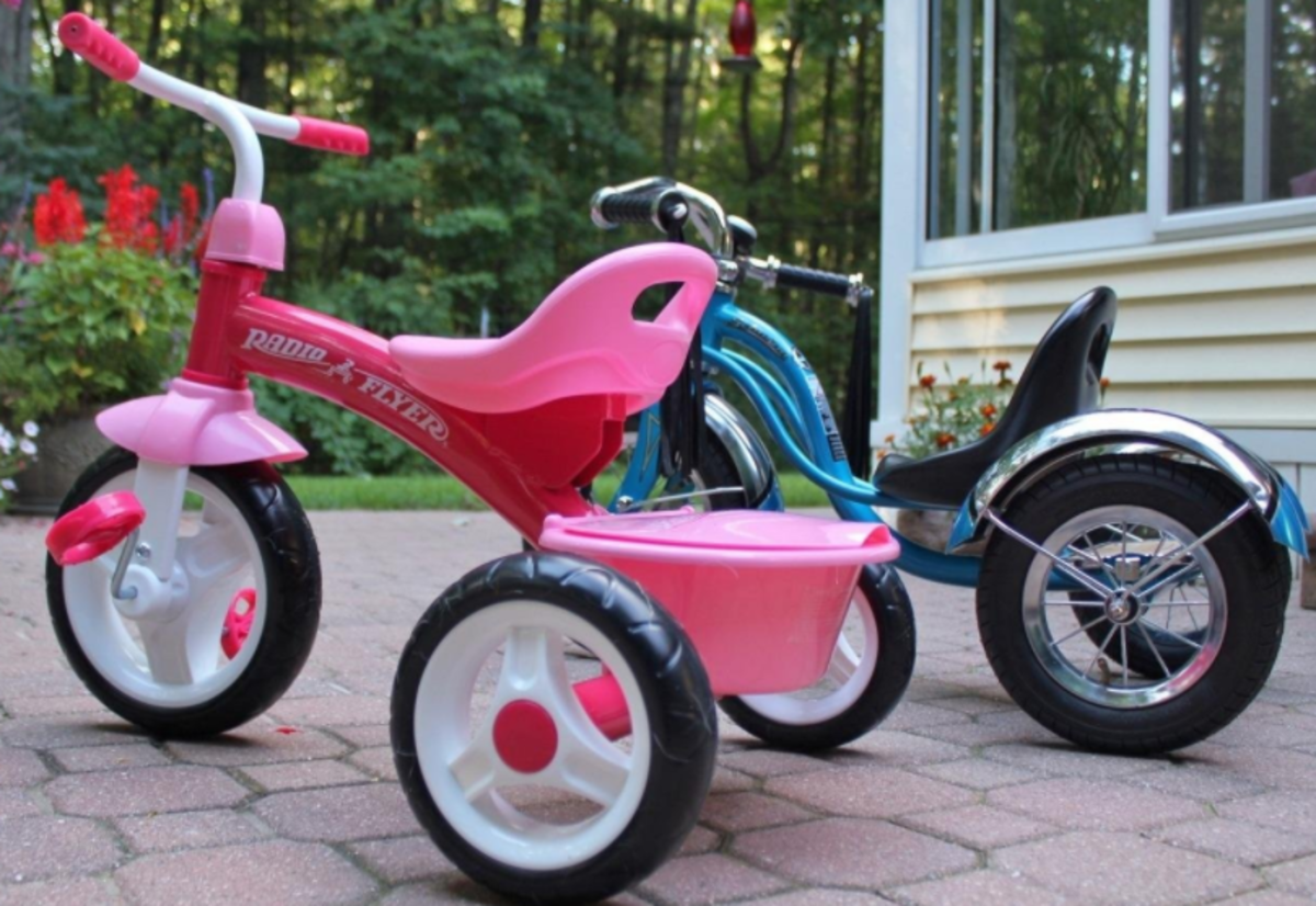 Ideal Tricycles For Children 2020