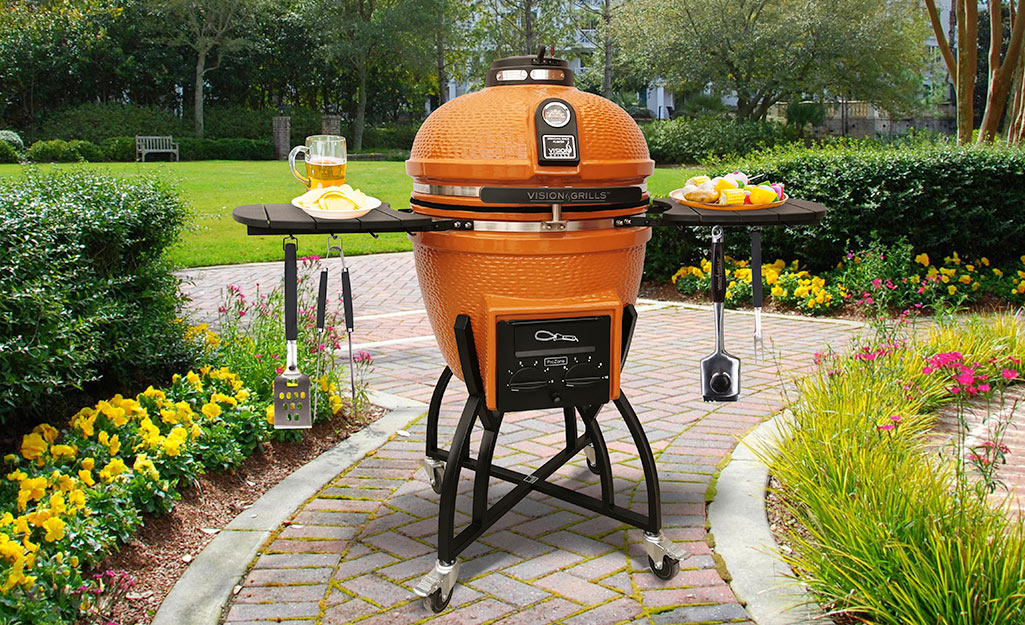 The World's Most Unusual Grill Machine